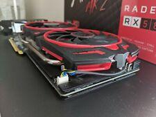 AMD Radeon RX 580 8GB MSI Armor MK2 GPU Gaming Video Card