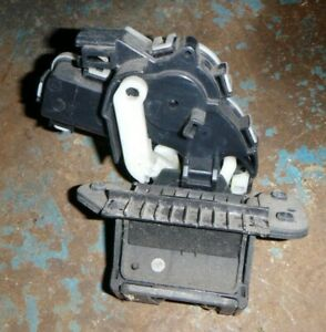 Mazda 2 DE 9/07-9/14 Hatch Tailgate Locking Mechanism