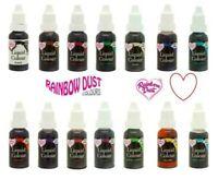 Rainbow Dust Comestible Liquide Nourriture Couleurs Coloré Décoration Gâteau