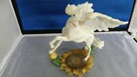 "Faerie Glen ""Evolosun""  Pegasus Fairy Figurine Retired 2007. $ 49.90"