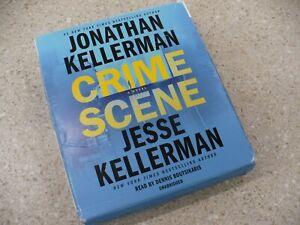 Clay Edison Ser.: Crime Scene by Jonathan Kellerman (2017, Compact Disc, Unabrid