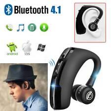 Wireless Headset Bluetooth Handsfree Earphone Noise Cancelling Ergonomic Stereo