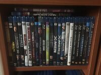 LOTTO BLURAY D.C. COMICS MARVEL SUPEREROI COLLEZIONE 25 Film !