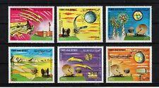 YEMEN ARAB REPUBLIC - Telecommunication, MNH-VF - Michel 1725-30