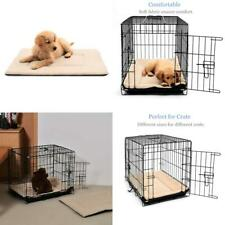 New listing Dericor Dog Bed Crate Pad Machine Washable