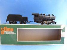 Train Lima - Locomotive vapeur 3006 transport de charbon - En boîte HO - *