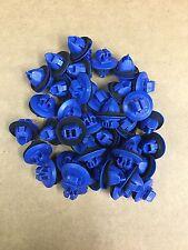 Set of 20 Toyota Blue Nylon Fender Retainer Clips 75495-35010 USA Seller