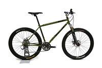 "Bianchi Denali 26"" Steel Mountain Bike 3 x 9 Speed Deore LX WTB 17.5 in / M"