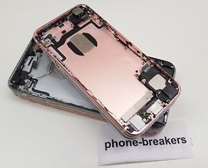 iPhone 6 6+ 6S 6S+ PLUS REAR BACK CHASSIS HOUSING WITH PARTS GRADE BC - GENUINE