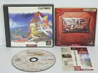 PS1 BREATH OF FIRE III 3 with SPINE * Playstation Capcom Japan Game p1