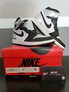 Air Jordan 1 Retro High Silver Toe (W) CD0461-001 Size 8W Confirmed Order