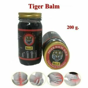 200 g. BEELLE Tiger Balm Thai Massage Arthritis Arthrosis Pain Stress Relief
