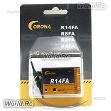 Corona R14FA FASST 2.4Ghz 14Ch Récepteur pour FUTABA émetteur 6EX 8FG 10 CG 12FG