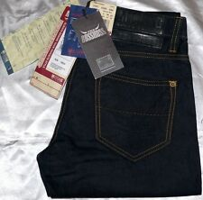 Mustang TBH Power The BOSSHOSS Jeans Hose Black Edition Regular FIT W32 L34