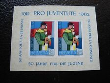 SUISSE - timbre yvert/tellier bloc n° 18 n** MNH (COL1)