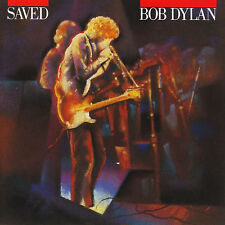 BOB DYLAN - SAVED CD ~ 80's FOLK ROCK *NEW*