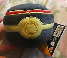 Luxury Ball TOMY Pokemon Plush Toy 2017 Complete With Tags RARE