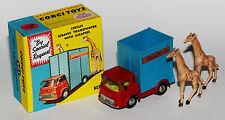 CORGI TOYS 503-Circus GIRAFFE TRANSPORTER in splendido REPROBOX