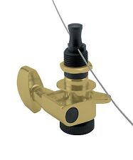 Planet Waves Auto-Trim Tuning Machines, 6 In-line, Gold PWAT-6R3