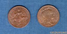 III République, 1871-1940 – 5 Centimes Daniel-Dupuis 1916 SUP +++