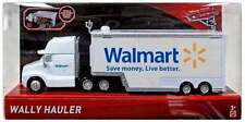 Disney Pixar Cars 3 Wally Hauler Wal*mart Trailer Authentic Mattel New