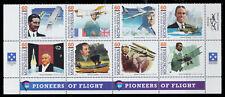 1993 PIONEERS OF FLIGHT HYDROPLANE ROCKET KOROLYOV B-29 NH SCT.249 MI 302-309