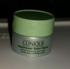 Clinique Repairwear Laser Focus Wrinkle Correcting Eye Beauty Cream 0.17oz/5ml