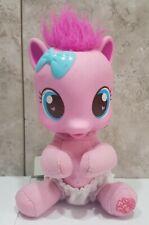 My Little Pony Newborn Pinkie Pie Plush & Plastic Toy