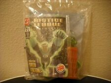 Rare Green Lantern Burger King Collectible Justice League Toy 2003 MIP Sealed!