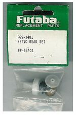 FUTABA SERVO GEAR SET FOR FP-S3401 S3401 FGS-3401 OLD STOCK