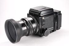 Mamiya RB 67 Pro SD Body w/ K/L 90mm f/3.5 L Lens 120/220 Motorized Film Back