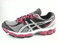 EUC $120 ASICS GEL CUMULUS 14 Pink Womens SNEAKERS Running Shoes T296N US 10/42