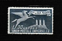 S35048 San Marino 1946 MNH Espressi For L'Abroad Upu 1v