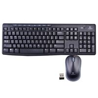 Logitech Wireless MK270 Mouse and keyboard Combo Standard 920-004536 Warranty!