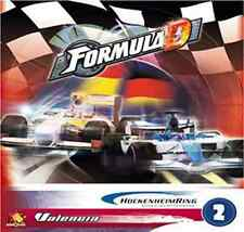 Formula D Board Game: Circuit 2 - Hockenheim & Valencia (New)