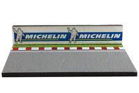 Diorama Circuit Michelin Bibendum en pied - 1/43ème - #43-2-Q-N-009