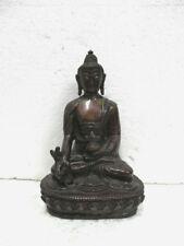 Ancien Bouddha en bronze