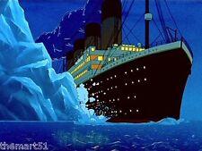 La leggenda del Titanic (1999) VHS -  NEW cellofanata