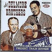 Freight Train Boogie, Delmore Brothers, Audio CD, New, FREE & FAST Delivery