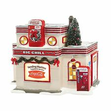 Dept. 56 Snow Village Big Chill Supply & Service/4044861/Retired20 15/Free Ship