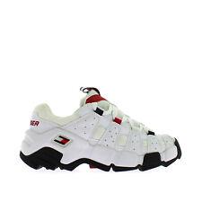 Tommy Hilfiger Wmn Heritage Chunky Sneaker Donna EN0EN00669 100 White