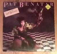 Pat Benatar – Tropico Vinyl LP Album 33rpm 1984 Chrysalis – 206 582