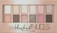 MAYBELLINE The BLUSHED Nudes Eyeshadow Palette 9.6g - NEW Sealed