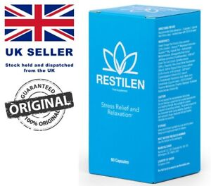 Restilen, positive mood, reduces stress, fatigue and exhaus, energy and vitality