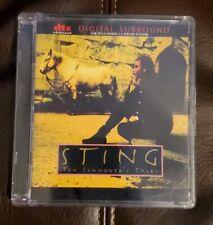 Sting - Ten Summoner's Tales - CD - 5.1 DTS Multichannel Surround - Police