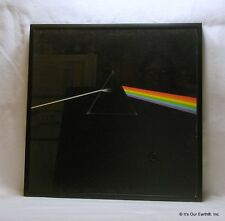 "PINK FLOYD Framed Album Cover / Jacket ""Dark Side Of The Moon"" 12x12 (1973)"