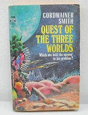 Quest Of The Three Worlds By Cordwainer Smith (1966)
