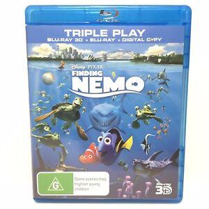 Finding Nemo (3D + Blu-Ray, 4-Disc Set) + Digital Disc