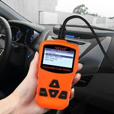 OBDII DIAGNOSTIC SCANNER TOOL READ RESET CHECK ENGINE LIGHT Nexas NL100