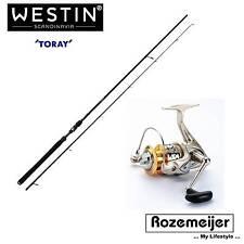 Westin W3 PowerLure 2,40m 20-60g + Rozemeijer X-PERT 400 FTR